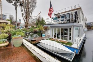 Used Custom 44 Houseboat House Boat For Sale