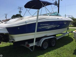 Used Monterey 248 LSC Walkaround Fishing Boat For Sale