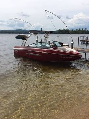 Used Moomba Mobius LSV High Performance Boat For Sale