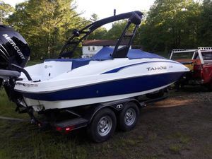Used Tahoe 2150 High Performance Boat For Sale