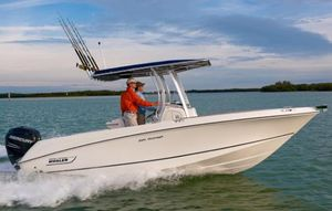 Used Boston Whaler 220 Outrage Sports Fishing Boat For Sale