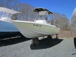 Used Scout 205 Sportfish Freshwater Fishing Boat For Sale