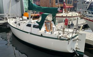 Used Vancouver 27 Cruiser Sailboat For Sale