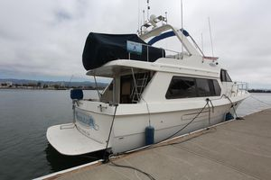 Used Hampton Pilothouse Boat For Sale