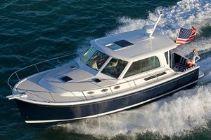 New Back Cove 37 Hardtop Express Downeast Fishing Boat For Sale