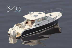 New Back Cove 34O Cruiser Boat For Sale