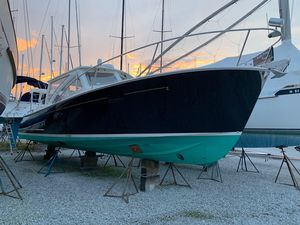 Used Mjm Yachts 36Z Express Cruiser Boat For Sale