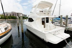 Used Silverton 38 Convertible Motor Yacht For Sale