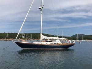 Used Hinckley H-41 Sloop Cruiser Sailboat For Sale