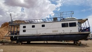 Used Intermountain 56 House Boat For Sale