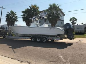 New Yellowfin 36 CC Center Console Fishing Boat For Sale