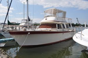 Used Pt 42 Performance Trawler Boat For Sale