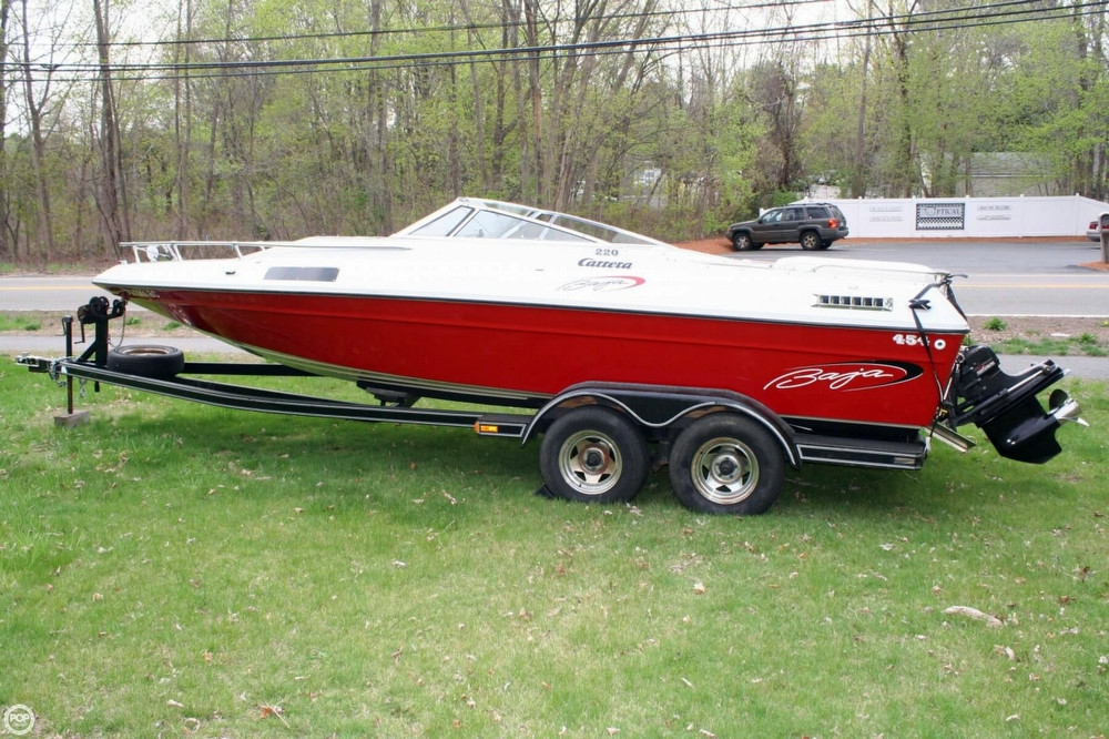 Used Baja 220 Carrera High Performance Boat For Sale