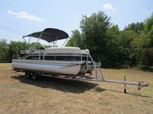 Used Premier 220 SunSation220 SunSation Pontoon Boat For Sale