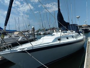 Used Ericson 38 Sloop Cruiser Sailboat For Sale