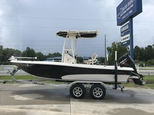 Used Carolina Skiff 21 Sea Skiff21 Sea Skiff Center Console Fishing Boat For Sale