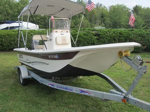 Used Carolina Skiff 18 JVX Center Console Fishing Boat For Sale