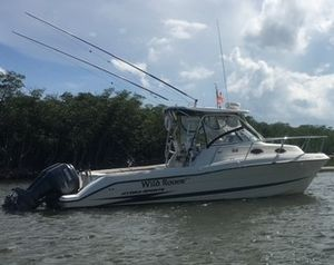 Used Hydra - Sports Saltwater Fishing Boat For Sale
