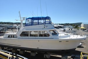 Used Canoe Cove 53 TRI Cabin Pilothouse Motor Yacht For Sale