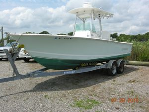 Used Silverhawk 24 Center Console Sports Fishing Boat For Sale