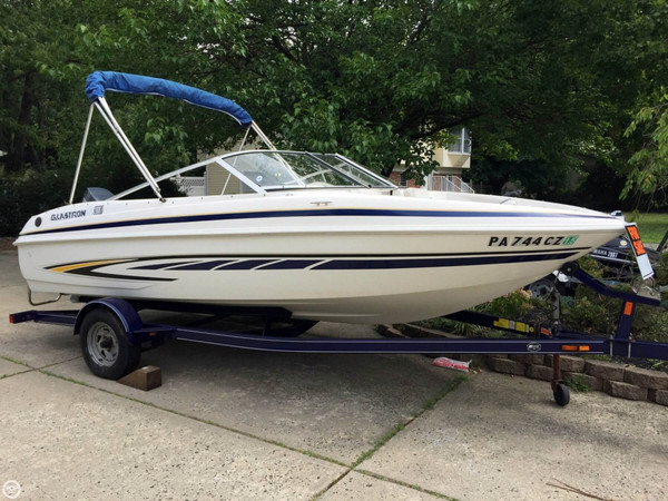 Used Glastron 170 MX Bowrider Boat For Sale