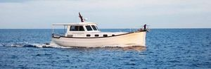 Used Menorquin 160 Hard Top Trawler Boat For Sale