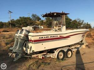 Used Grady-White 249 Fisherman Center Console Fishing Boat For Sale