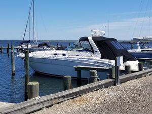Used Sea Ray 380 Sundancer Express Cruiser Boat For Sale
