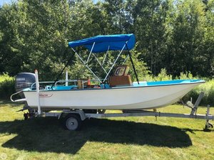 Used Boston Whaler Sakonnett Center Console Fishing Boat For Sale