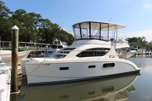 Used Leopard Power Cat Power Catamaran Boat For Sale