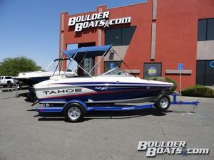 Used Tahoe Q4iQ4i Bowrider Boat For Sale