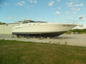 Used Sea Ray 50 Sun Dancer Cruiser Boat For Sale
