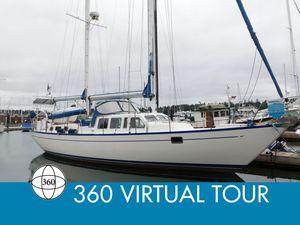 Used Spencer 53 Pilothouse Ketch Motorsailer Sailboat For Sale