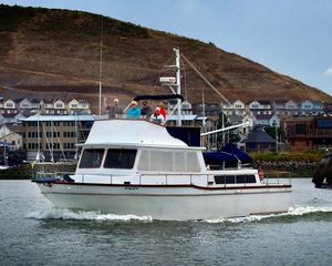 Used Californian 38 Trawler Boat For Sale