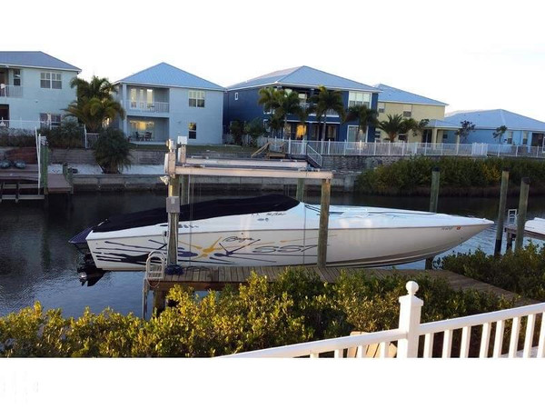 Used Baja 36 SST Outlaw High Performance Boat For Sale
