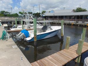 Used Sea Fox 256CC Pro Series256CC Pro Series Saltwater Fishing Boat For Sale