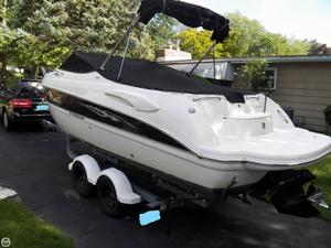 Used Stingray CR250 Cruiser Boat For Sale
