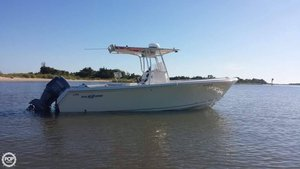 Used Sailfish 238 Tournament Center Console Fishing Boat For Sale