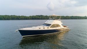 New Palm Beach Motor Yachts 50 Flybridge Motor Yacht For Sale