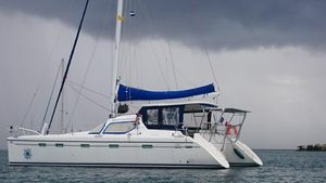 Used Privilege 435 Catamaran Sailboat For Sale