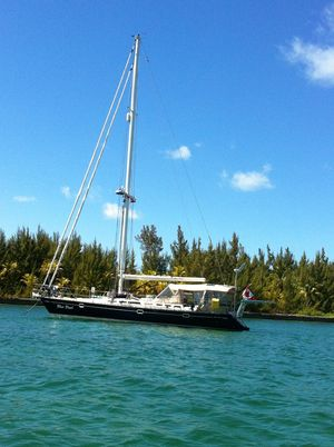 Used Frers 47 Sloop Sailboat For Sale