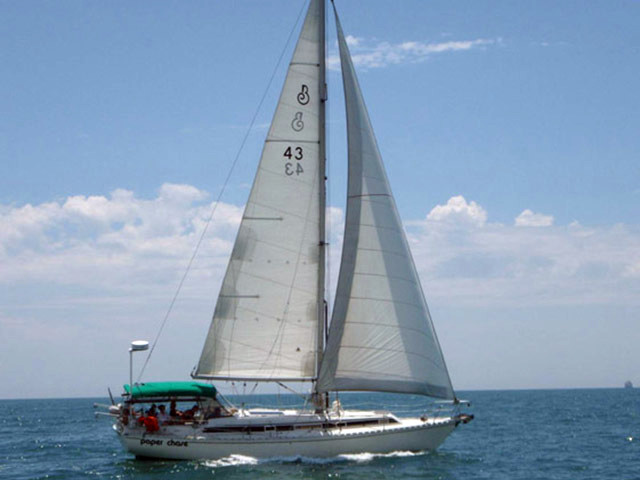 Used Beneteau Idylle 13.5 Sloop Sailboat For Sale