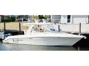 Used Hydra Sports 3600 VX Sports Fishing Boat For Sale