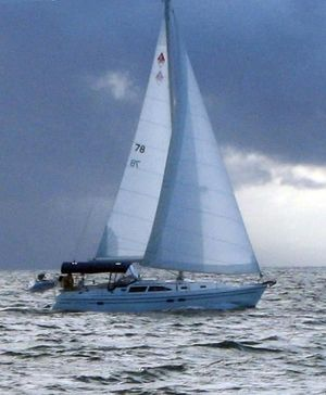 Used Catalina 387 Cruiser Sailboat For Sale