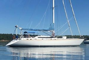 Used Concordia RON Holland Custom Cruiser Sailboat For Sale