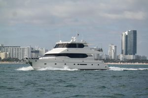 Used Monte Fino Sky Lounge Motor Yacht For Sale