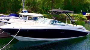 Used Sea Ray SLX 250 Bowrider Boat For Sale