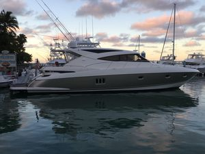 Used Riviera 5800 Sport Yacht Sports Cruiser Boat For Sale