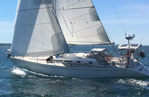 Used Nautor Swan 44 MKII Racer and Cruiser Sailboat For Sale