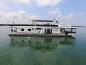Used Sumerset 85 X 18 House Boat For Sale
